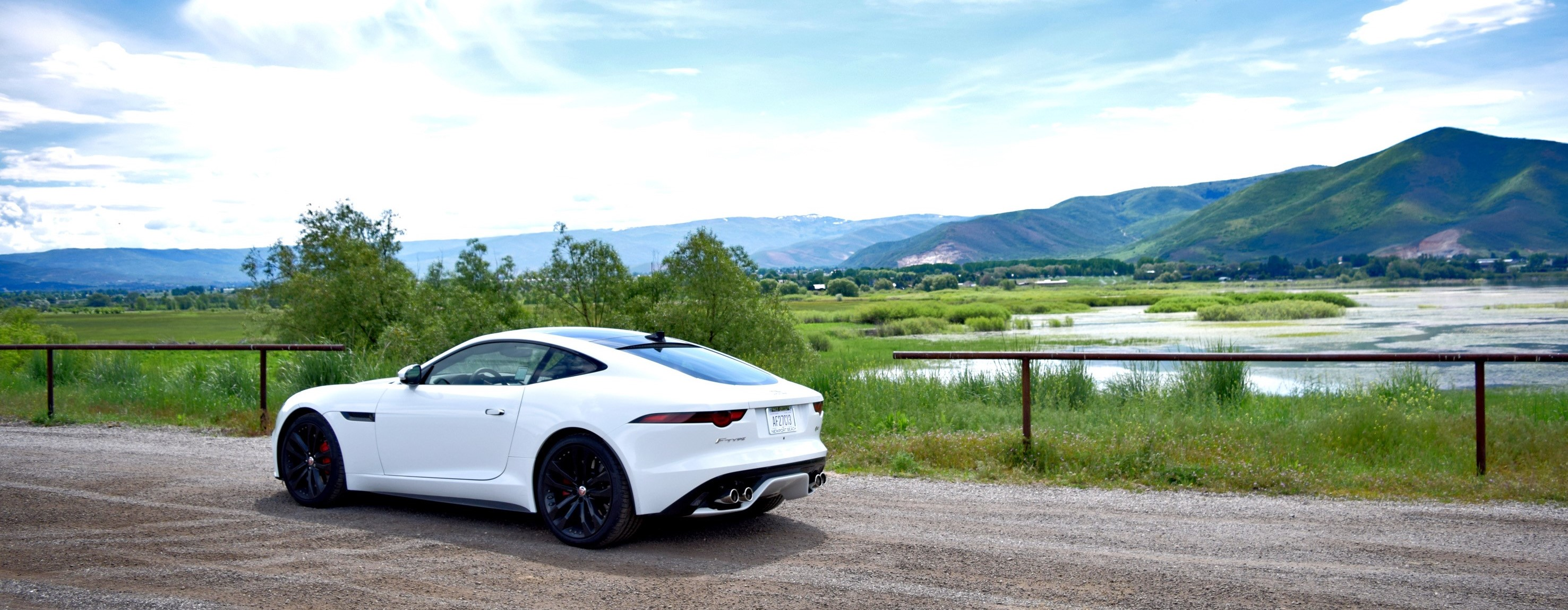 On the Road with Our Jaguar F-TYPE