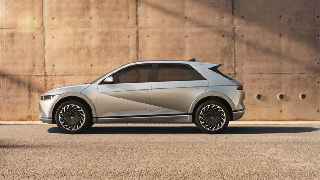 Hyundai IONIQ 5 new EV SUV crossover